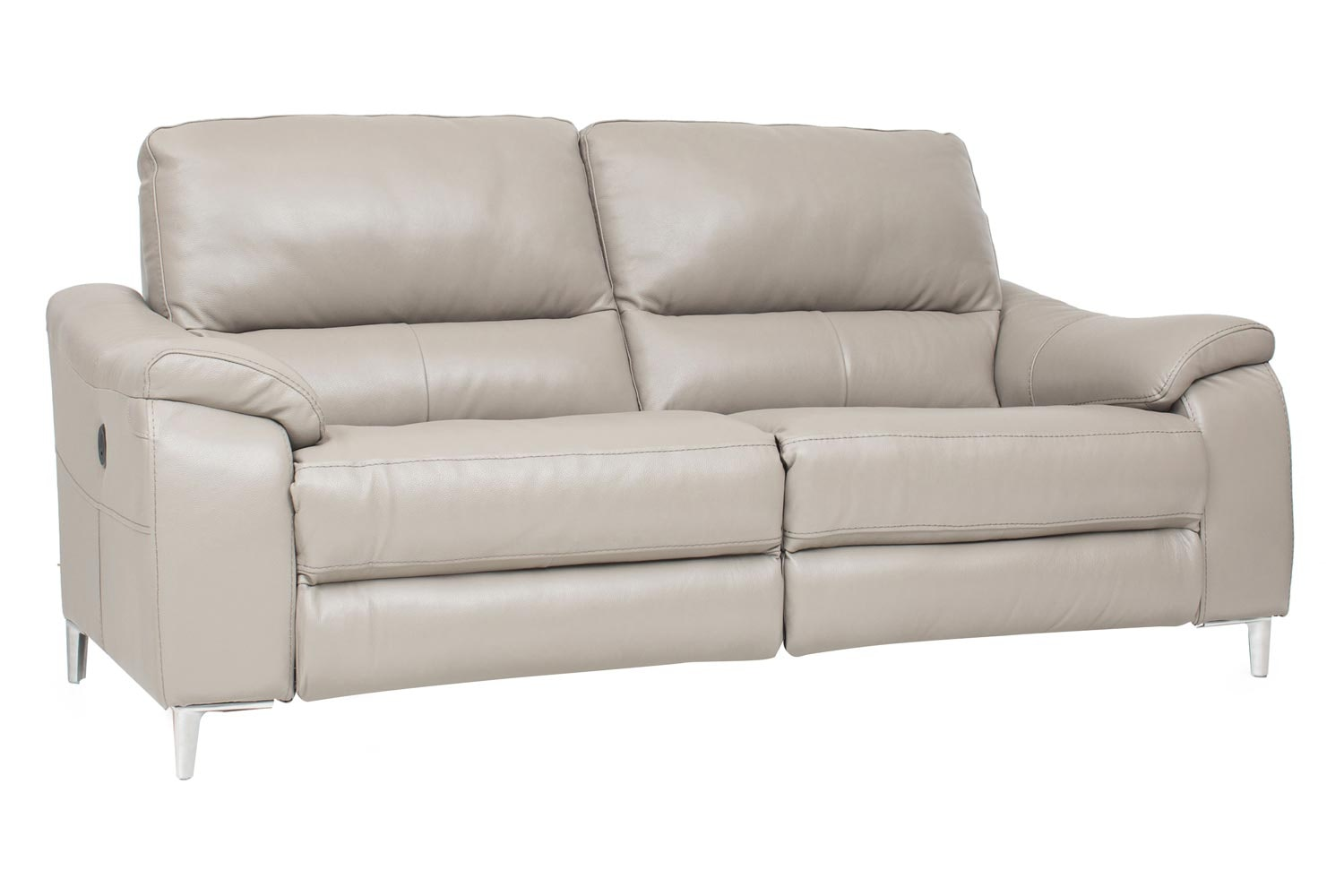 Yvezza 3 Seater Electric Recliner Sofa| Grey ...