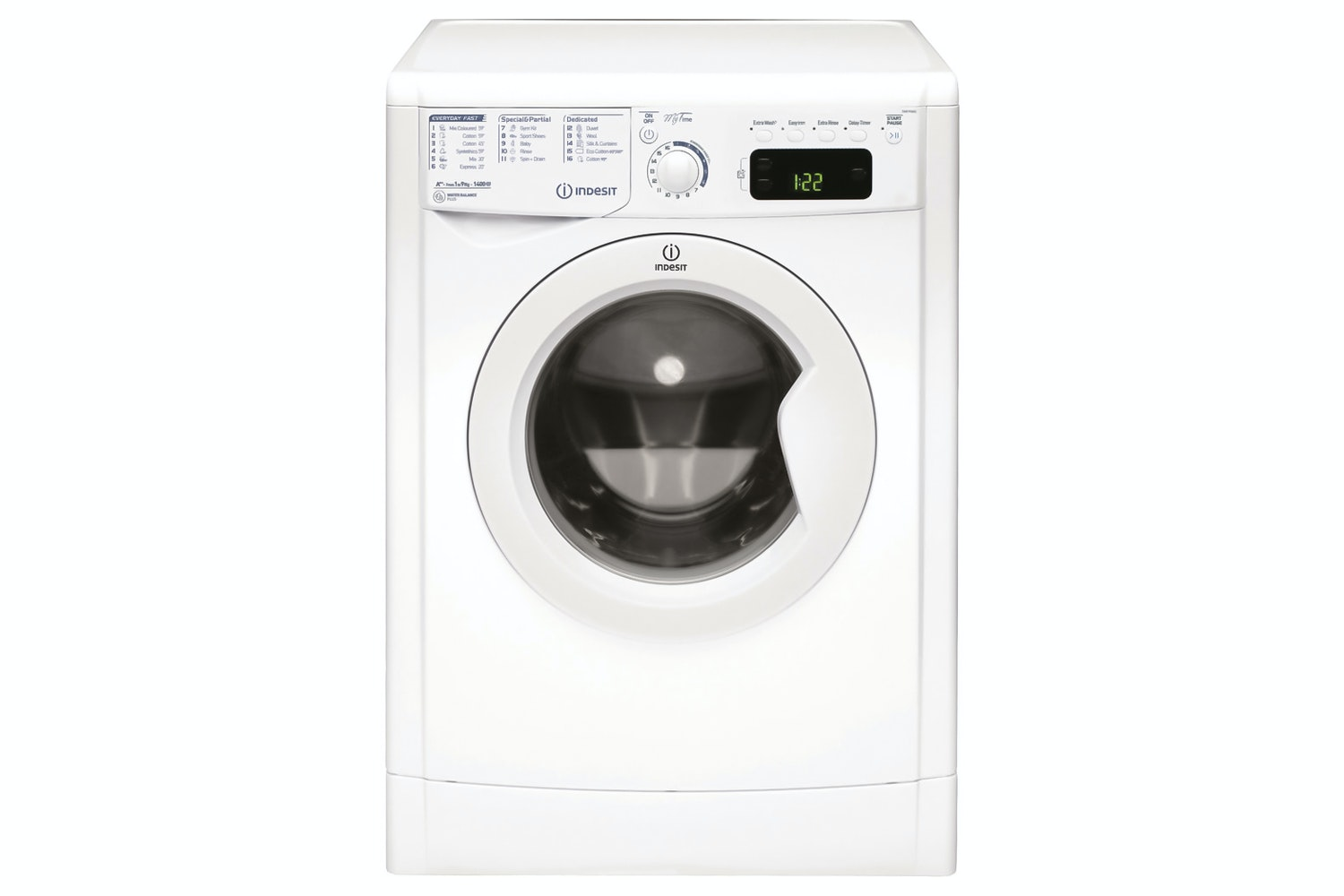 Indesit 9kg Washing Machine | EWE91482W