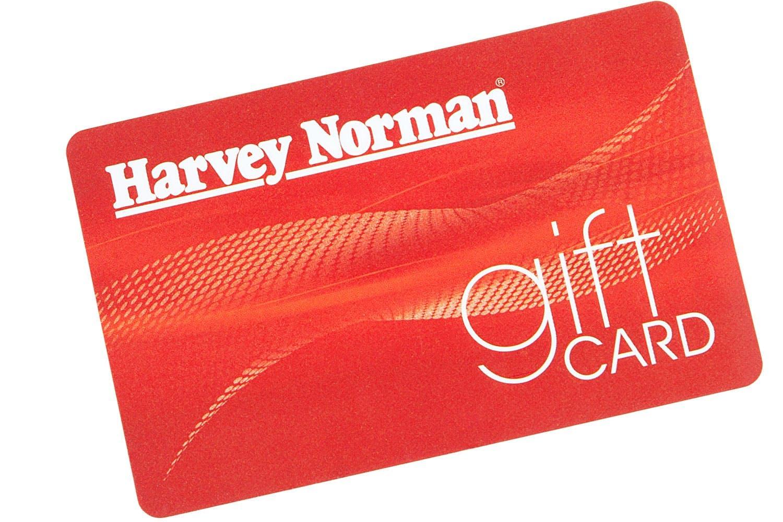 harvey norman gift card ireland