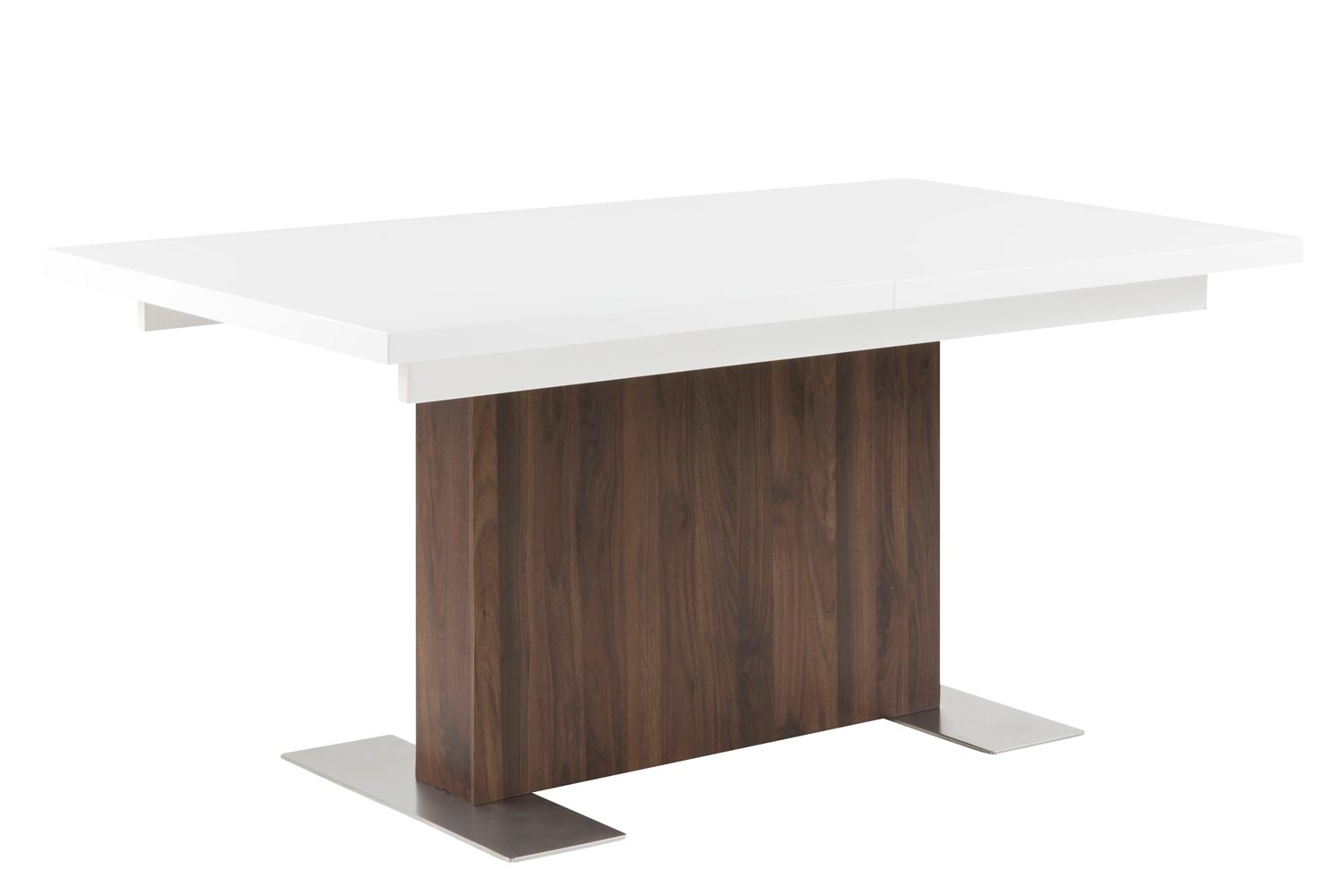 Lennox Extending Dining Table | Walnut