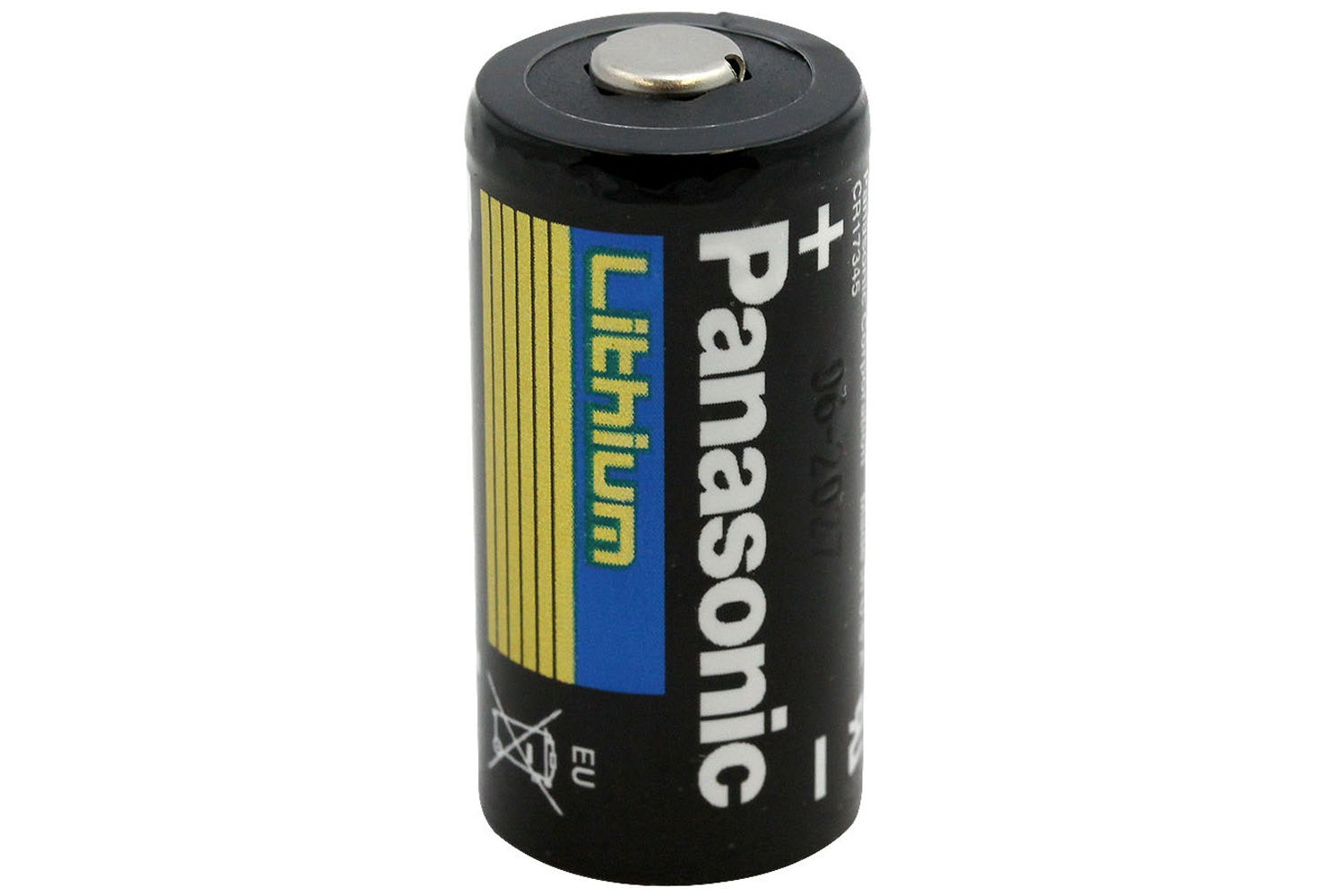 Panasonic Photo Lithuim Battery | CR123A