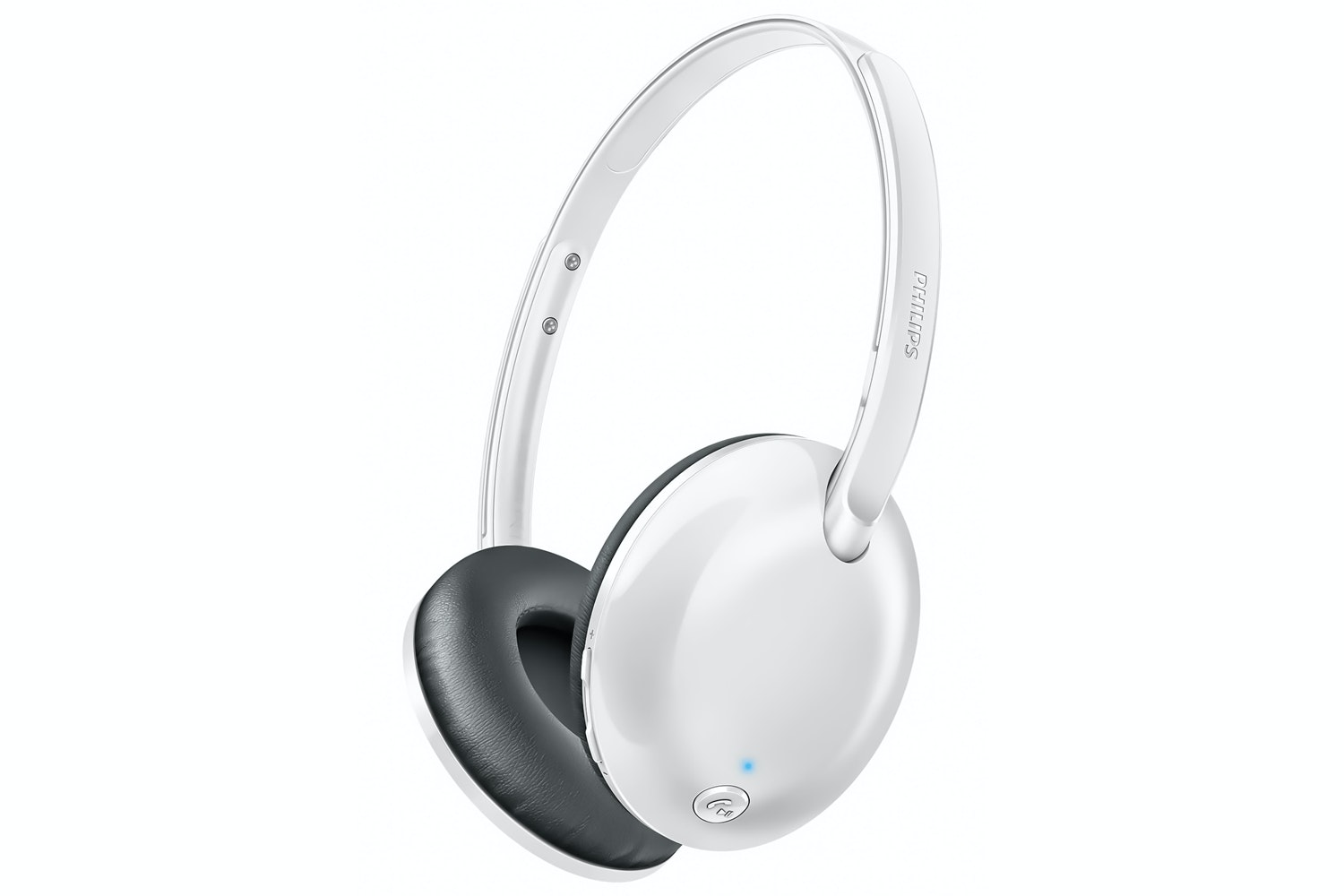 Philips Ultralite Wireless Bluetooth Headphones | White