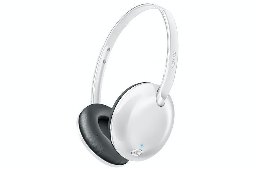 philips flite wireless bluetooth headphones white ireland. Black Bedroom Furniture Sets. Home Design Ideas