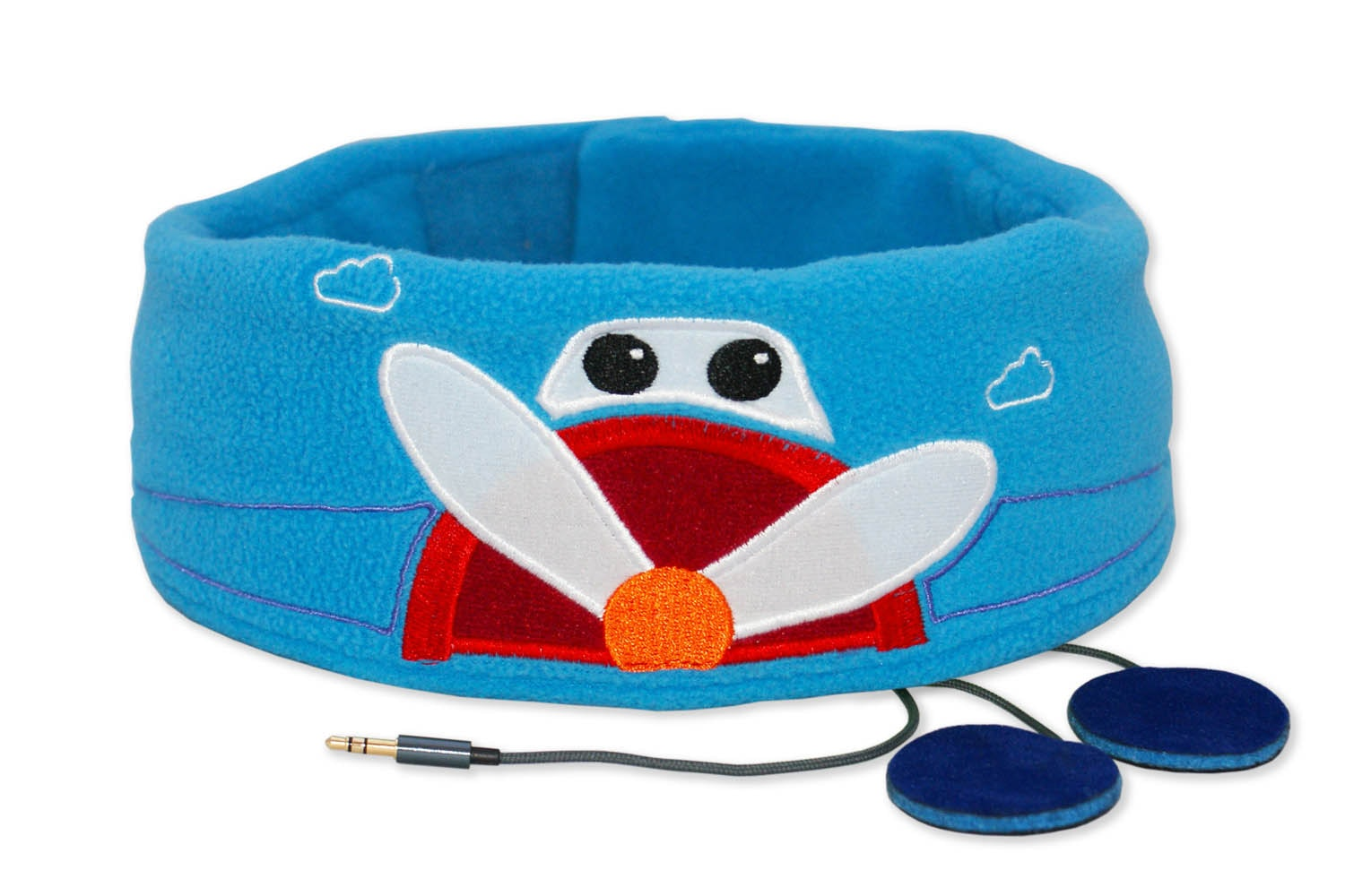 Snuggly Rascals Kids Headphones | Plane