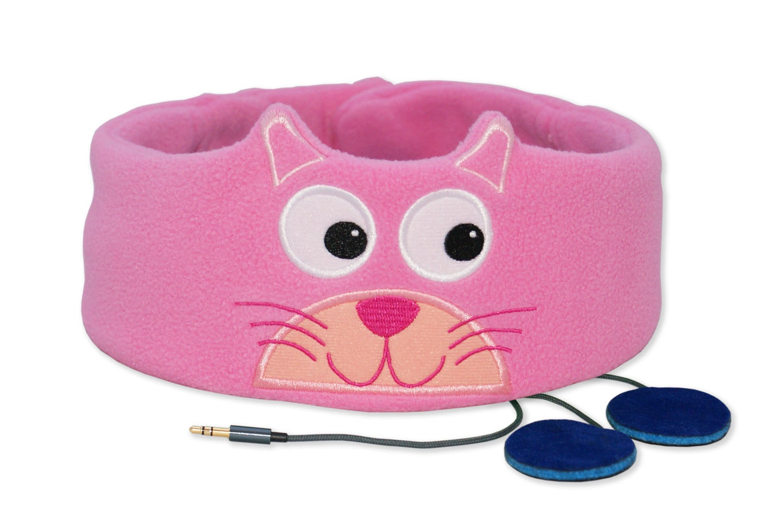 Snuggly Rascals Kids Headphones | Cat