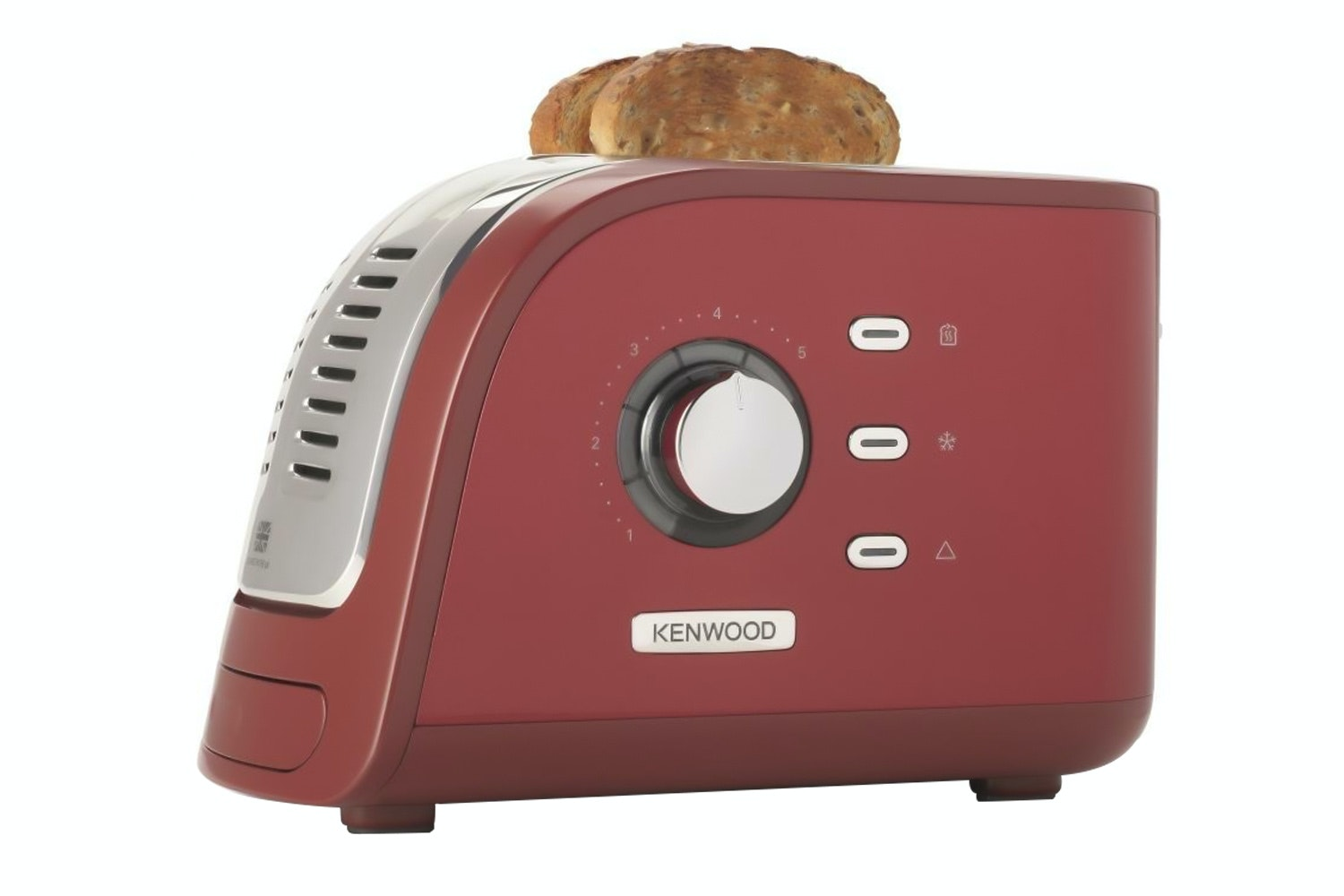 Kenwood Turbo 2 Slice Toaster | TCM300RD | Red