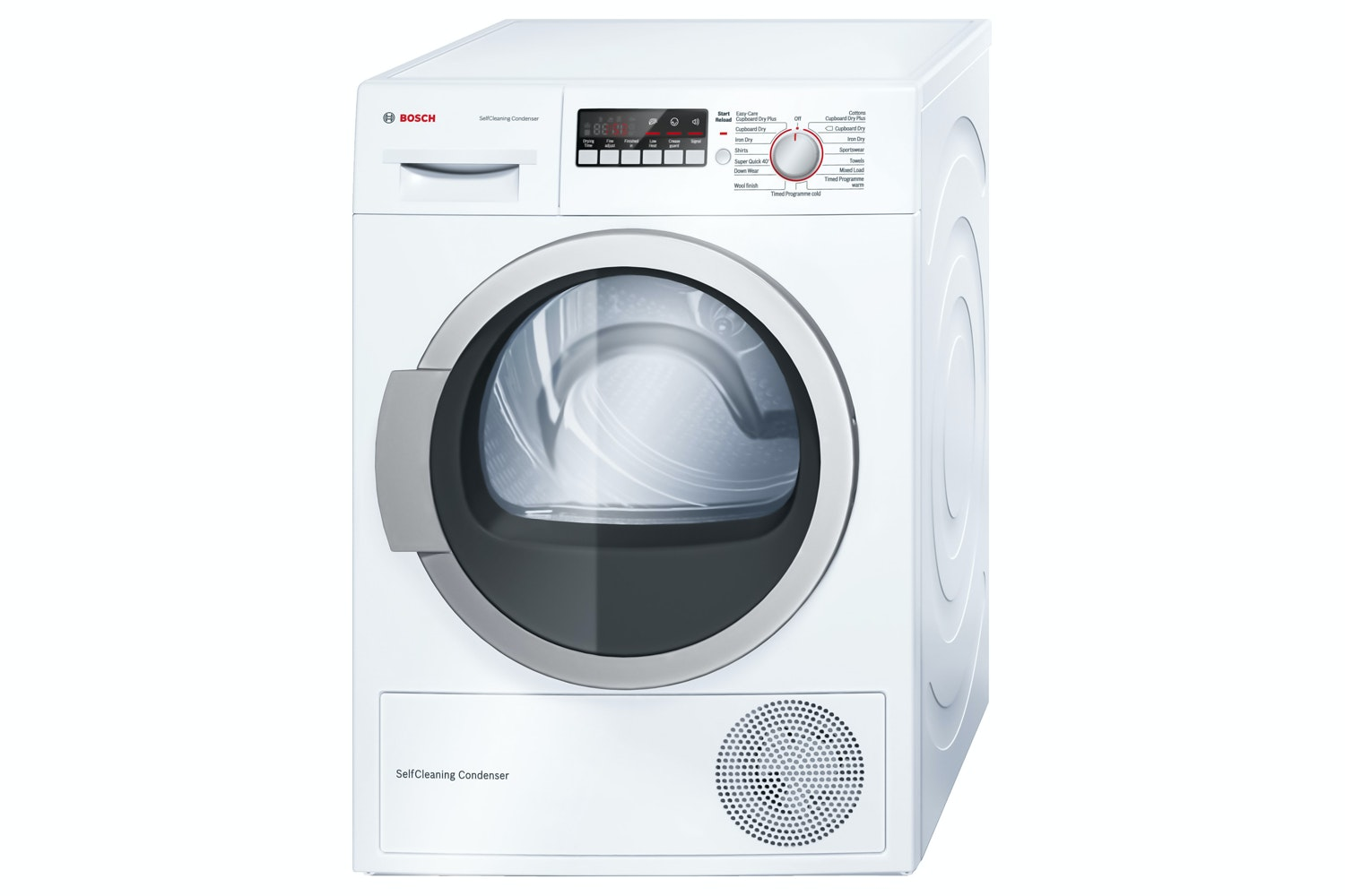 Bosch Series 4 8kg Heat Pump Tumble Dryer | WTW85250GB