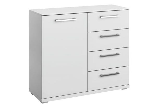 Saal 1 Door 4 Drawer Chest | Alpine