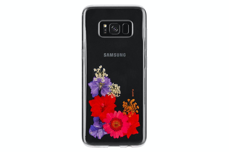 Flavr iPlate Real Flower Amelia Samsung Galaxy S8 Plus Case | Multi Colour