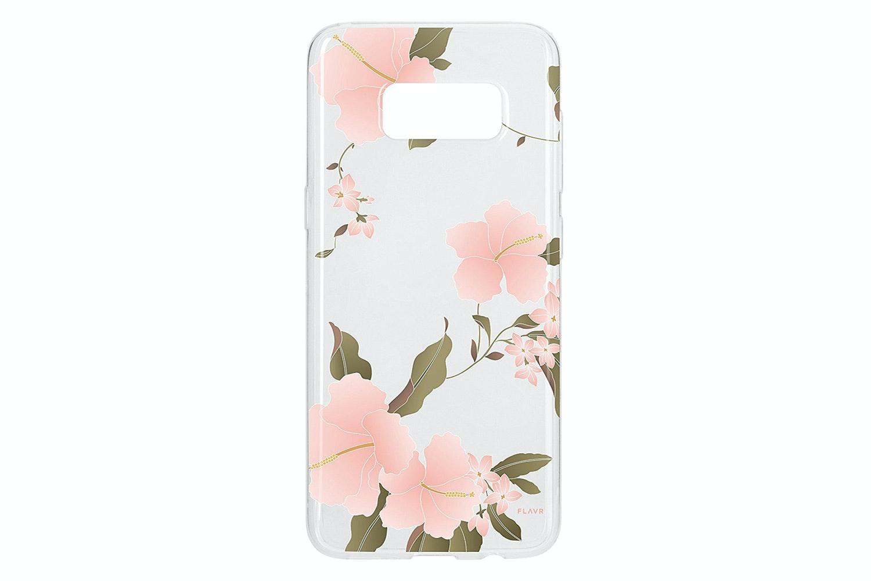 Flavr iPlate Hibiscus Samsung Galaxy S8 Case | Multi Colour