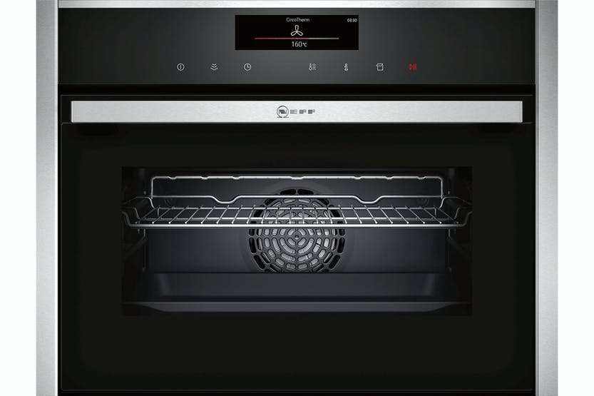 Neff Built-in Compact Steam Oven | C18FT56N1B