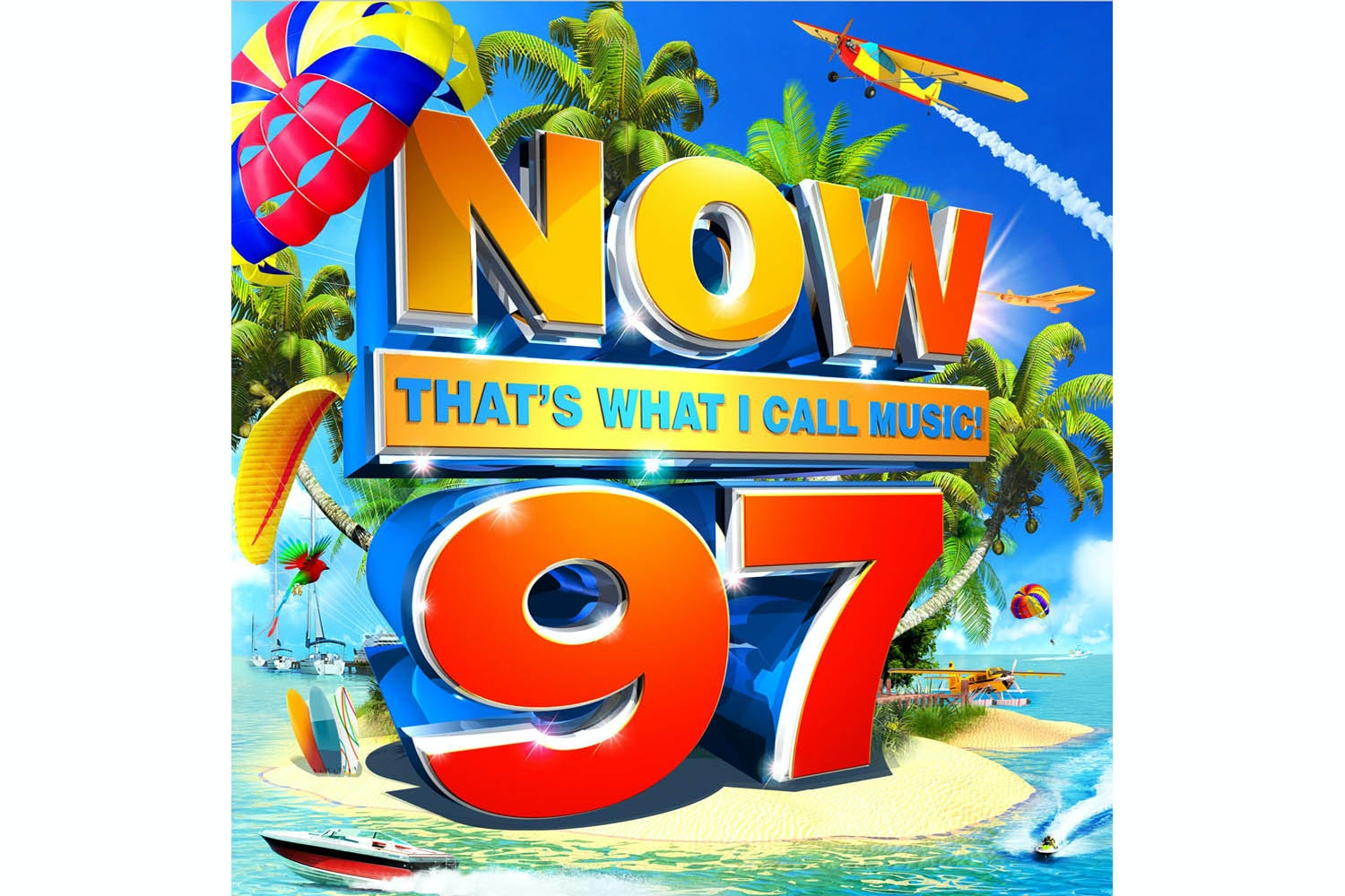 Now That's What I Call Music 97 Music CD