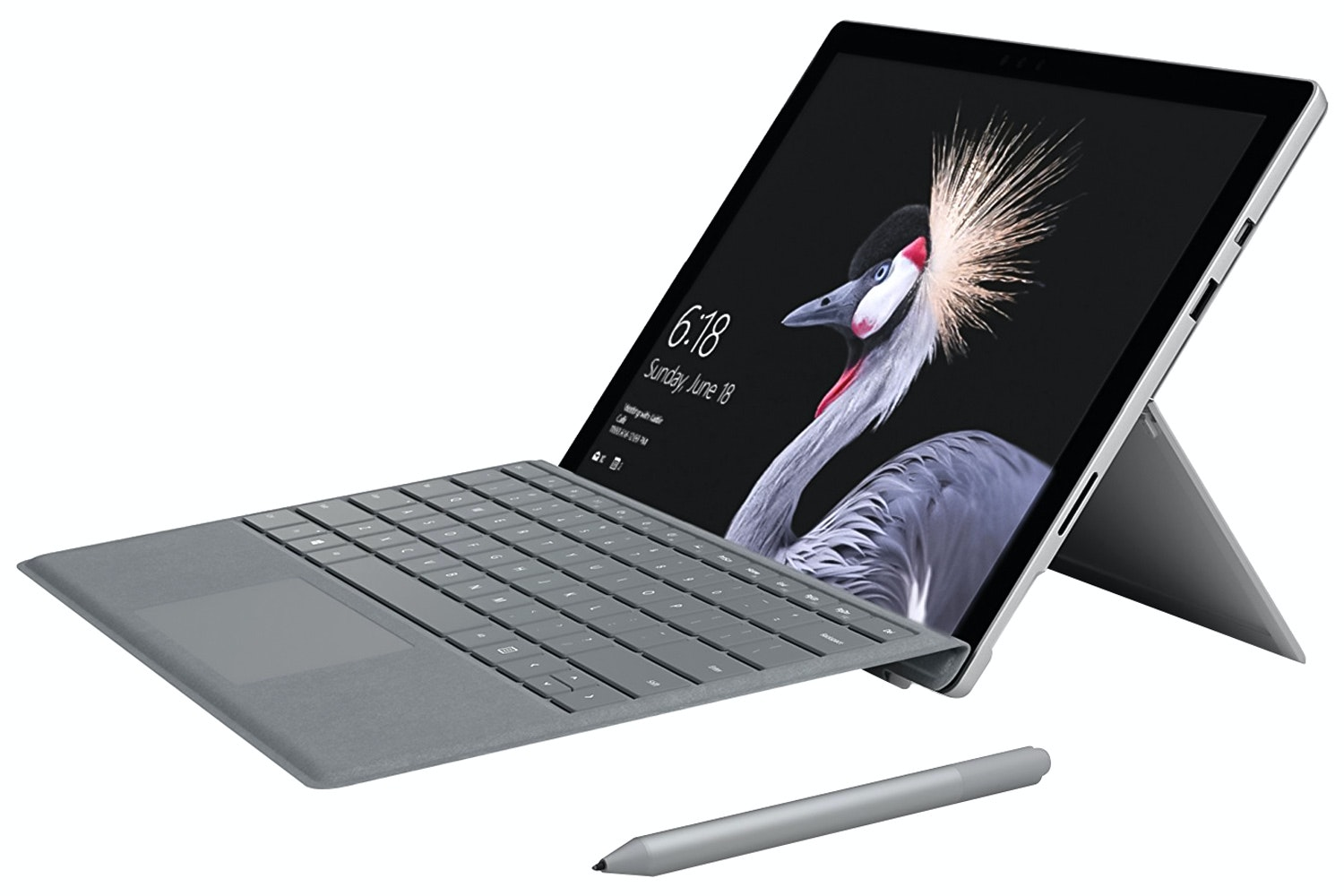 Microsoft Surface Pro Signature Type Cover | Platinum