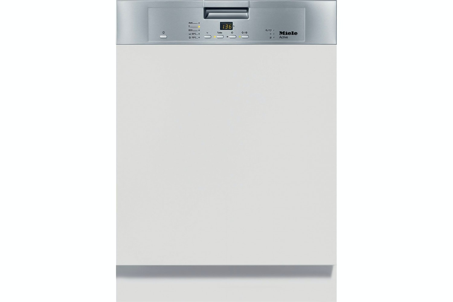 Miele G 4203 i Active  Semi-integrated dishwasher   Delay start and countdown indicator for great entry-level value