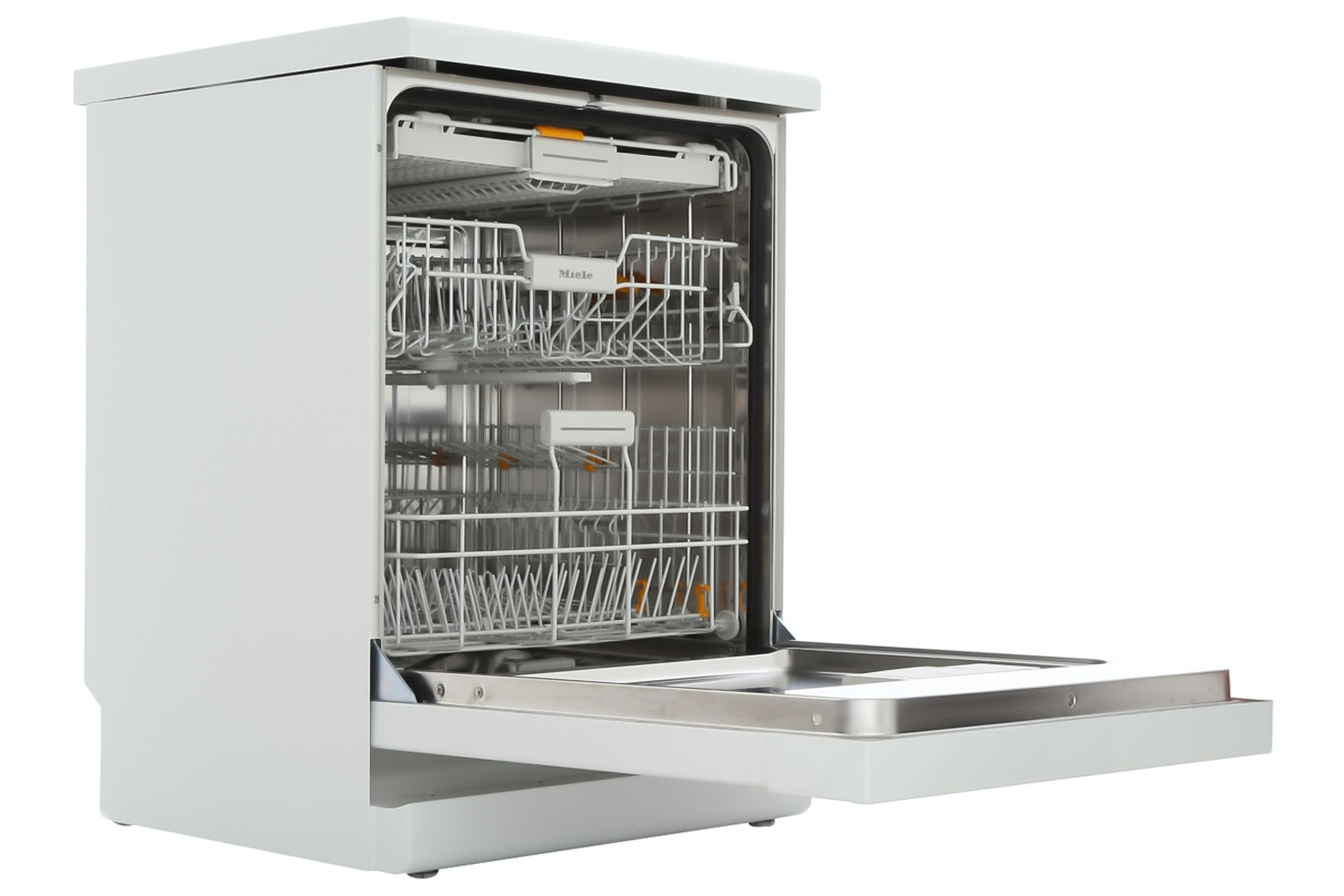 Miele G 6000 SC Jubilee A+++  Freestanding dishwashers   with 3D cutlery tray and energy efficiency class A+++ for maximum convenience
