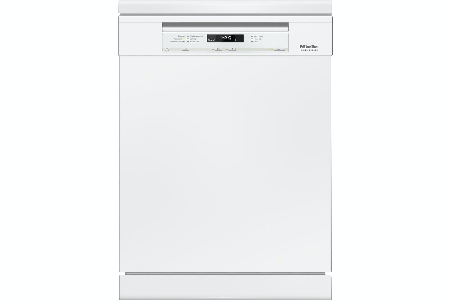 Miele G 6620 SC  Freestanding dishwashers   with 3D cutlery tray+ and 44 dB(A) for maximum convenience