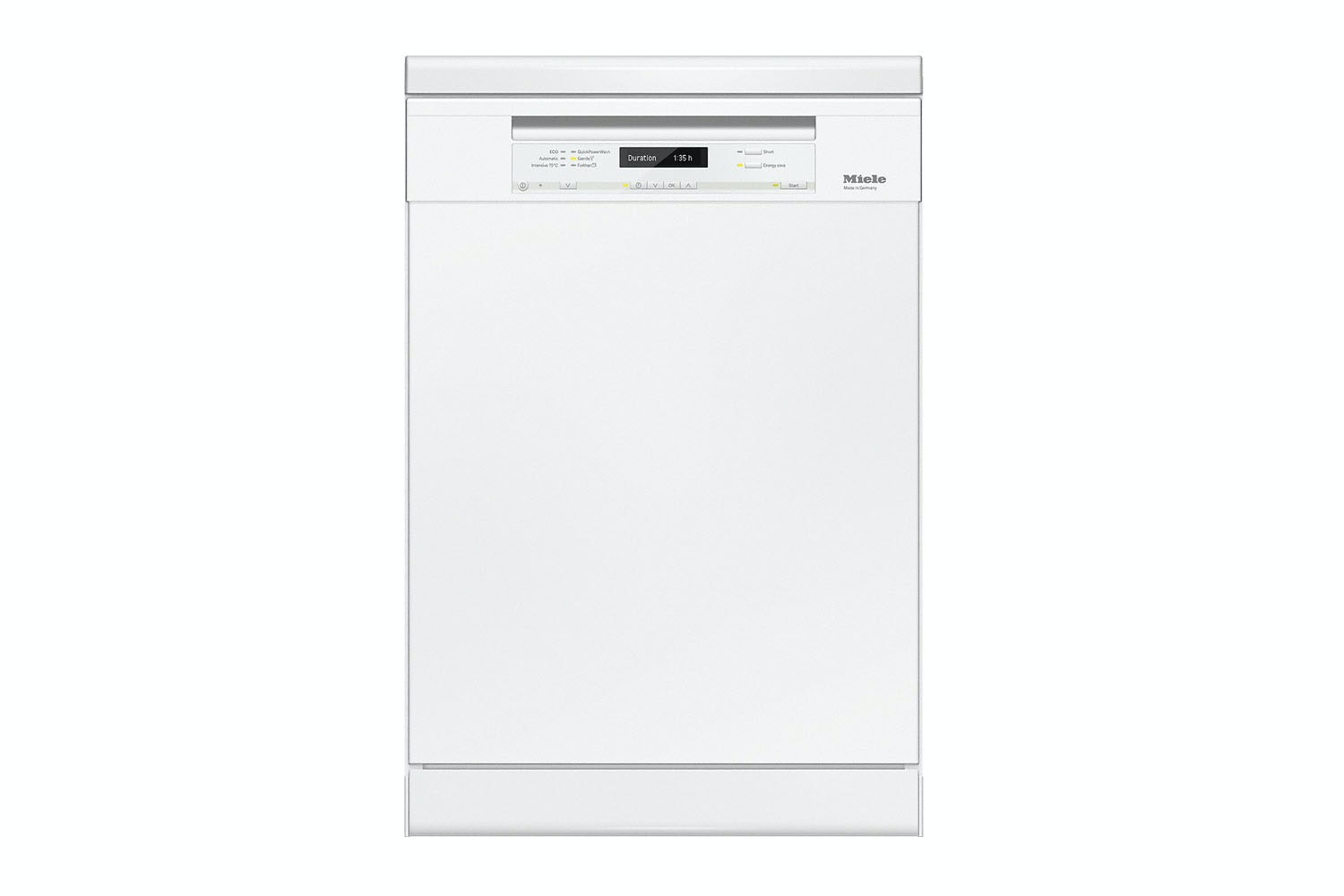 Miele G 6730 SC  Freestanding dishwashers   Savings thanks to energy efficiency class A+++ and from 6.5 l in sensor wash programme