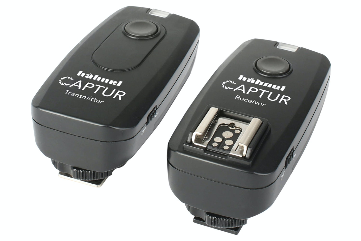 Hahnel Capture Remote Control & Flash Trigger | Black