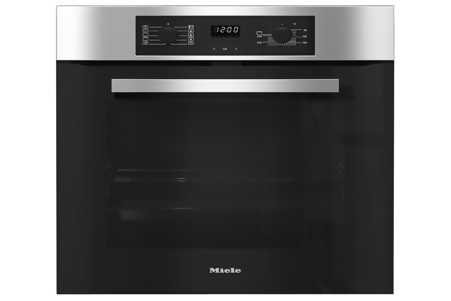 H 2267 BP  Active Oven   with timer, XL oven compartment, pyrolytic cleaning and FlexiClip runners