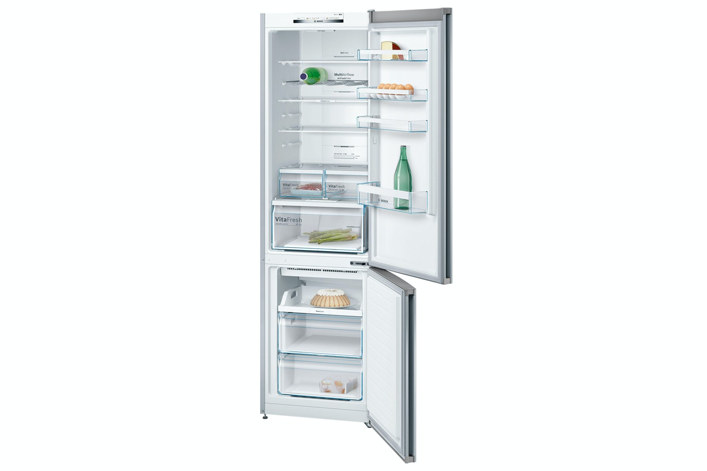 Bosch Series 4 Freestanding Fridge Freezer | KGN39VL3AG