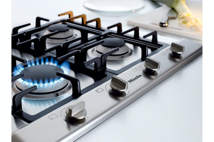Miele KM 2010  Gas hob   with 4 burners