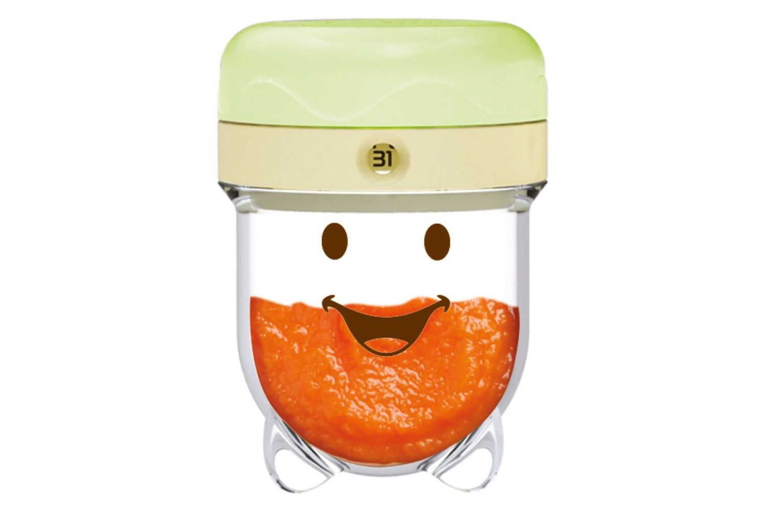 Nutribullet Baby Food Processor | NBLBY