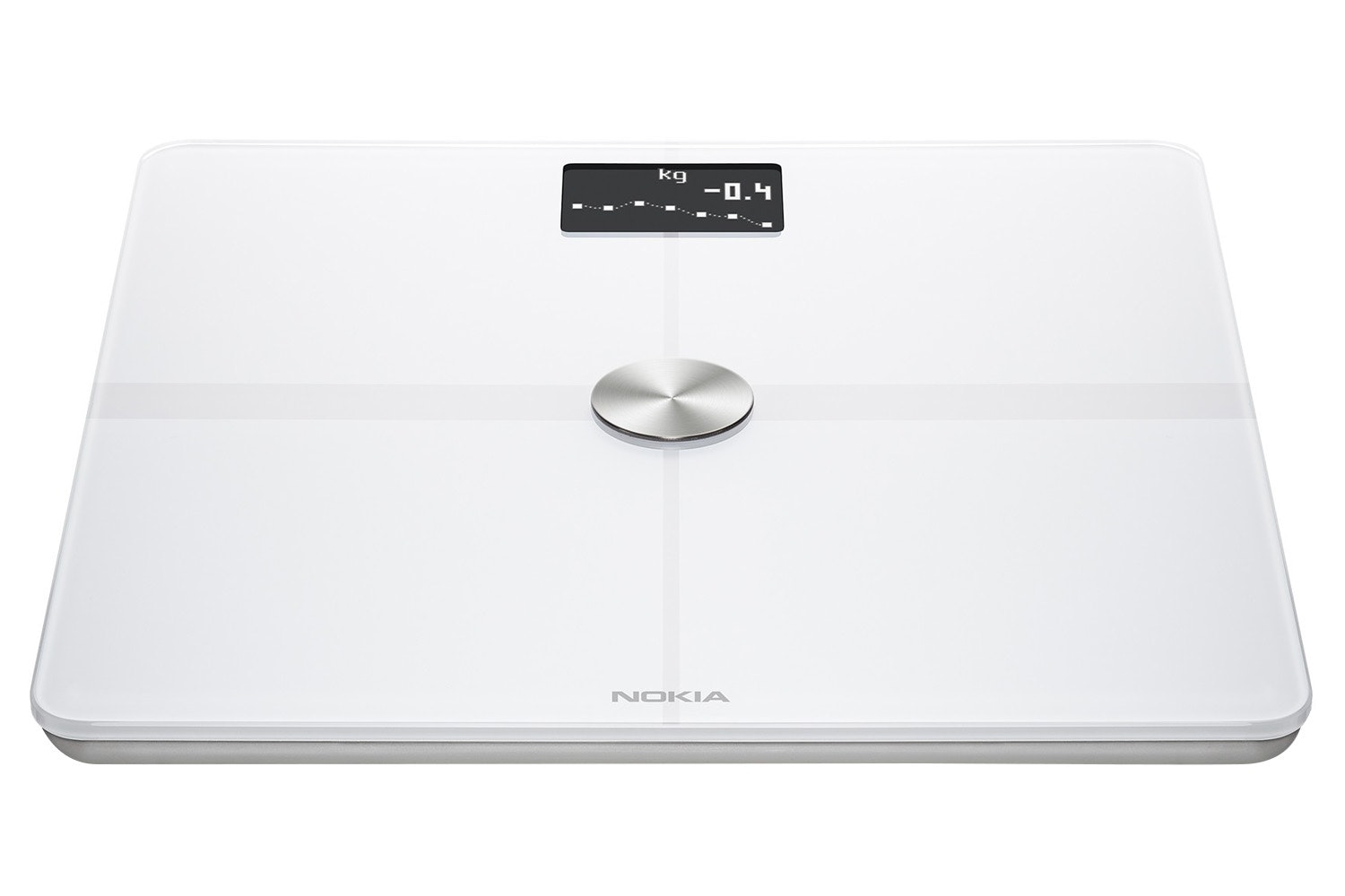 Nokia Composition Wi-Fi Body Scale | White