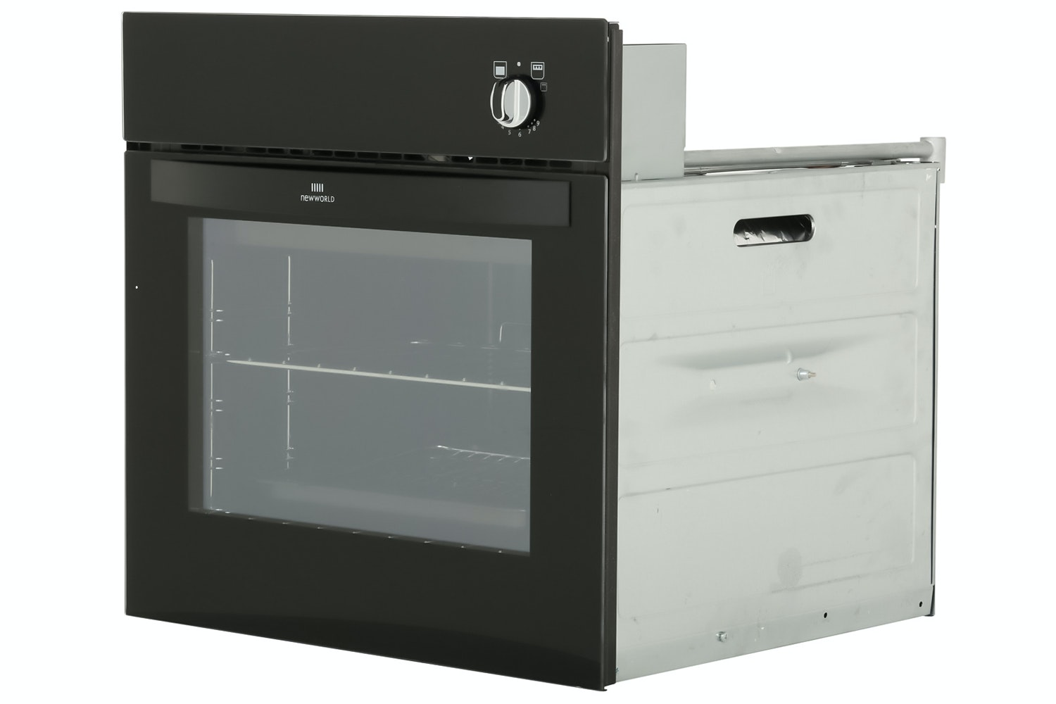 New World Built-in Single Oven | NW601GBK