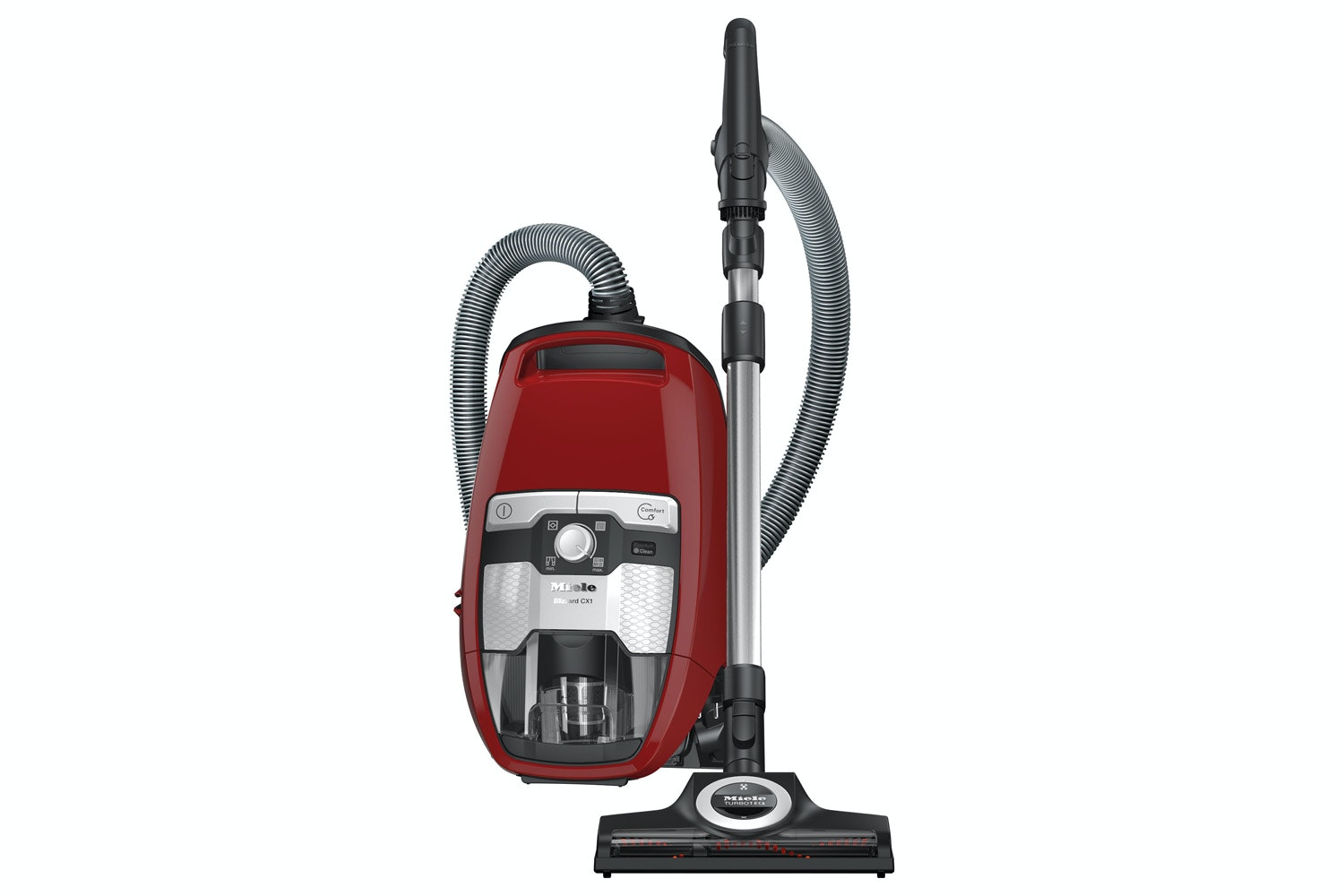 Miele Blizzard CX1 Cat&Dog PowerLine Vacuum Cleaner | Red