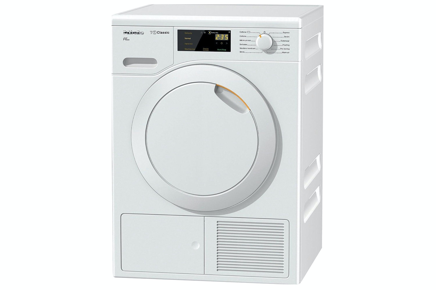 Miele TDB220WP Active  T1 Classic heat-pump tumble dryer   A++ and 1–7 kg capacity for high efficiency at an attractive entry-level price