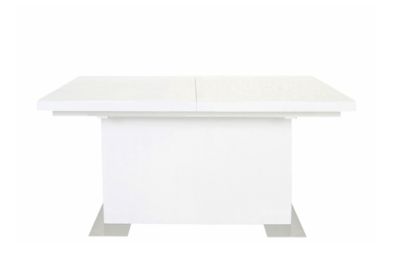 Brick Extending Dining Table | 130/180 | White