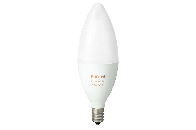 Philips Hue White & Colour Ambiance E14 Single Bulb
