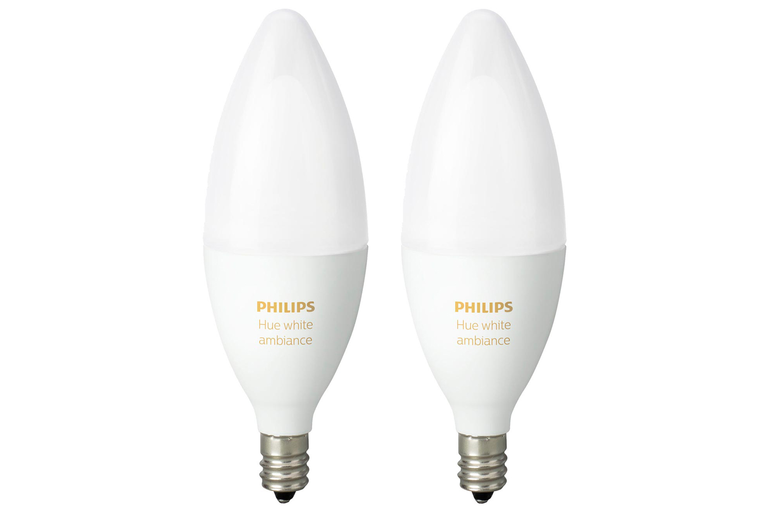 Hue Lampen E14 : Philips hue white ambiance e twin pack ireland
