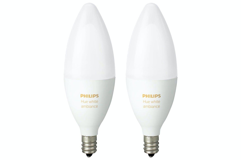Philips Hue E14.Philips Hue White Ambiance E14 Twin Pack Ireland