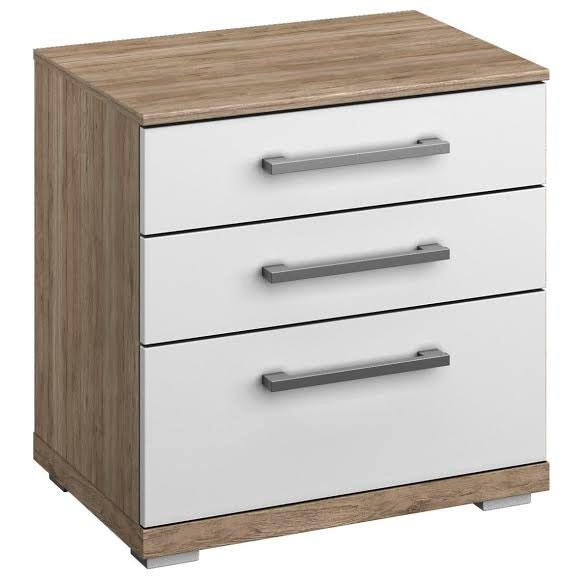 Saal Bed Side 3 Drawer