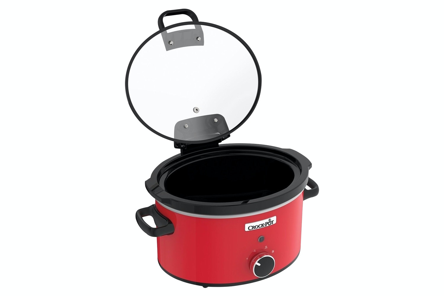 Crock-Pot 3.5L Hinged Lid Slow Cooker | CSC037
