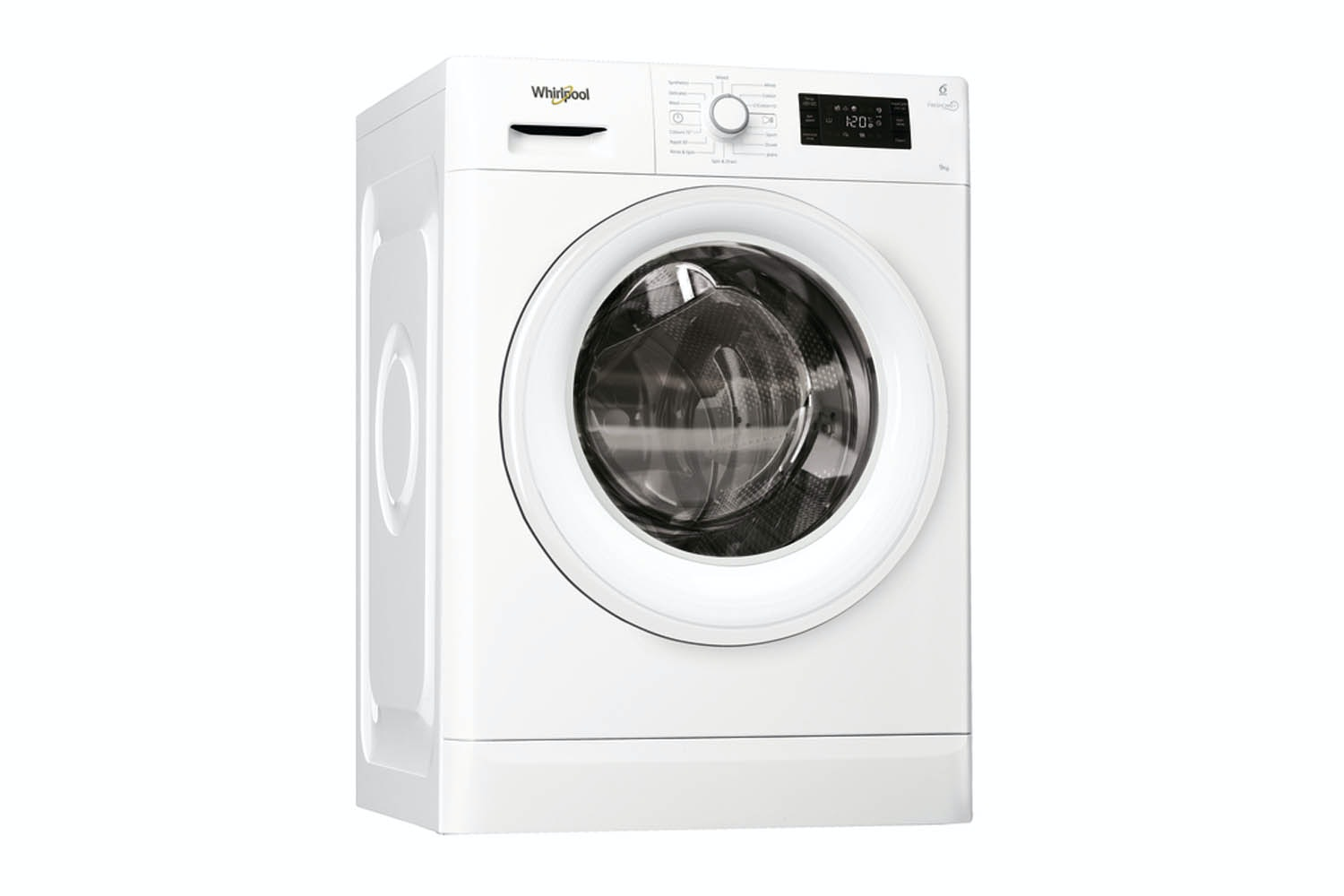 Whirlpool 9kg FreshCare Washing Machine | FWG91284WUK