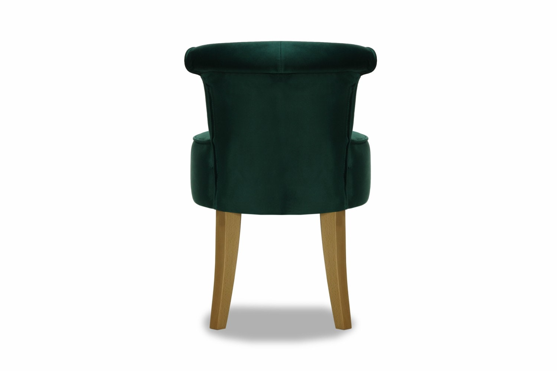 George Bedroom Chair | Portland French Velvet