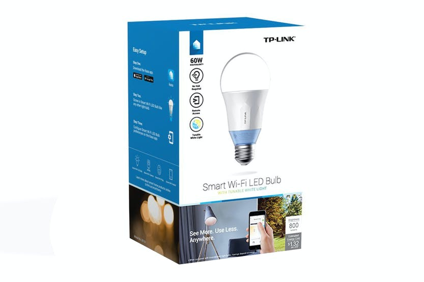 TP-Link Smart Wi-Fi LED Bulb | Tunable White