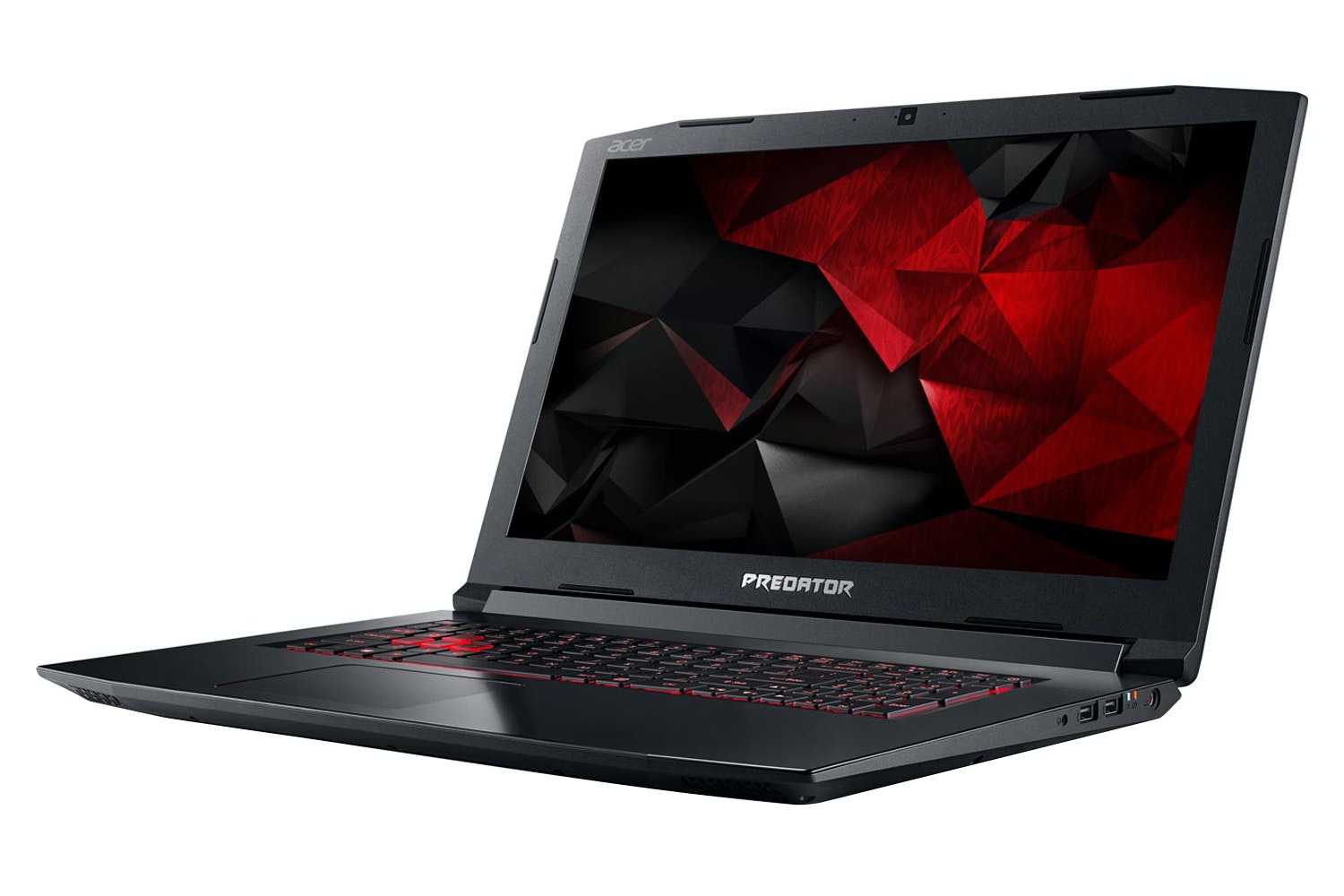 "Acer Predator 17.3"" PH317-51-787X Core i7-7700 