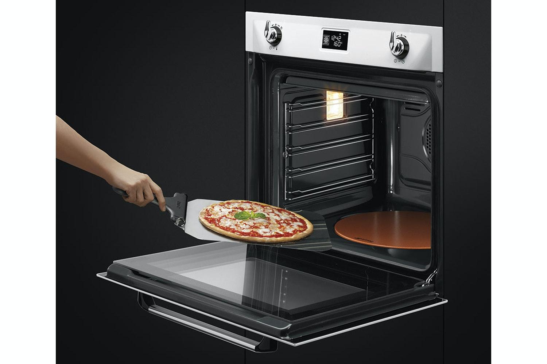 Smeg Built-in Single Oven   SFP6925BPZE1   White