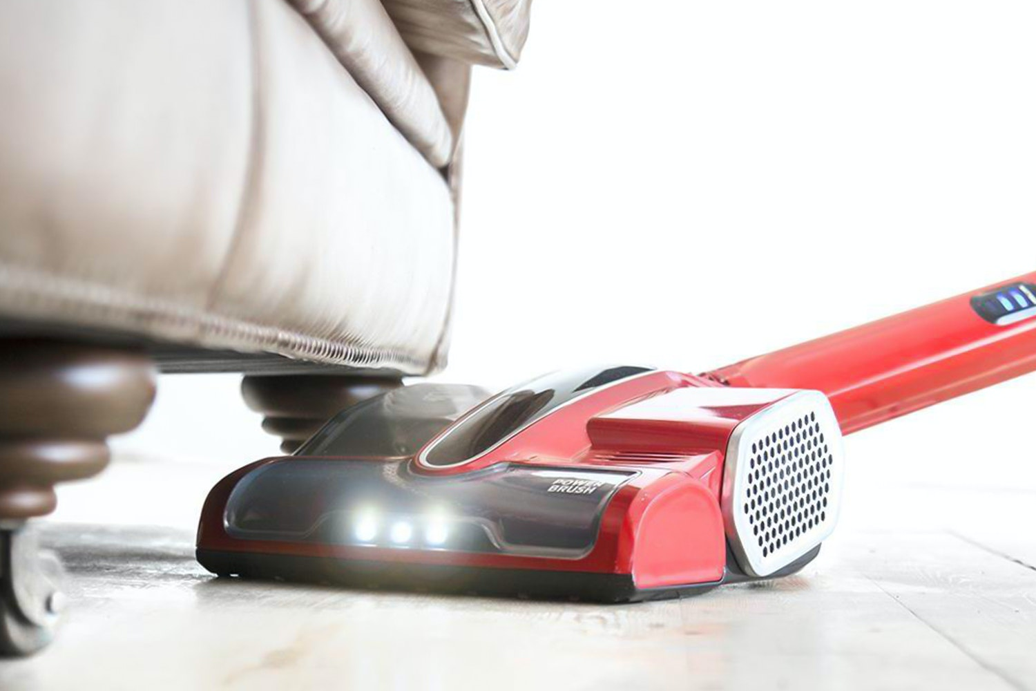 Hoover Sprint Cordless Stick Vacuum Cleaner | Red