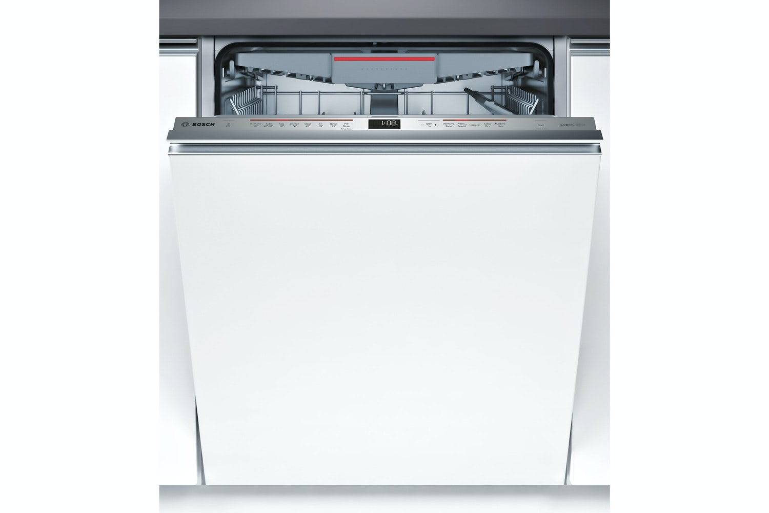 Bosch Serie 6 Fully Integrated Dishwasher | 13 Place | SMV68MD02G