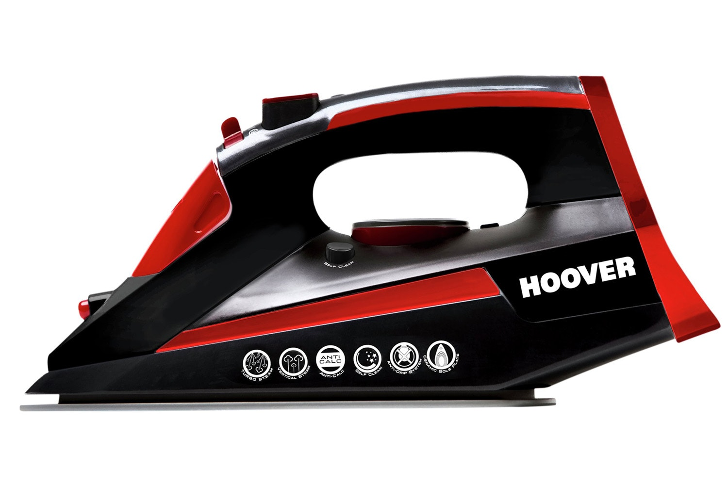 Hoover Ironjet Traditional Steam Iron | TIM2700A