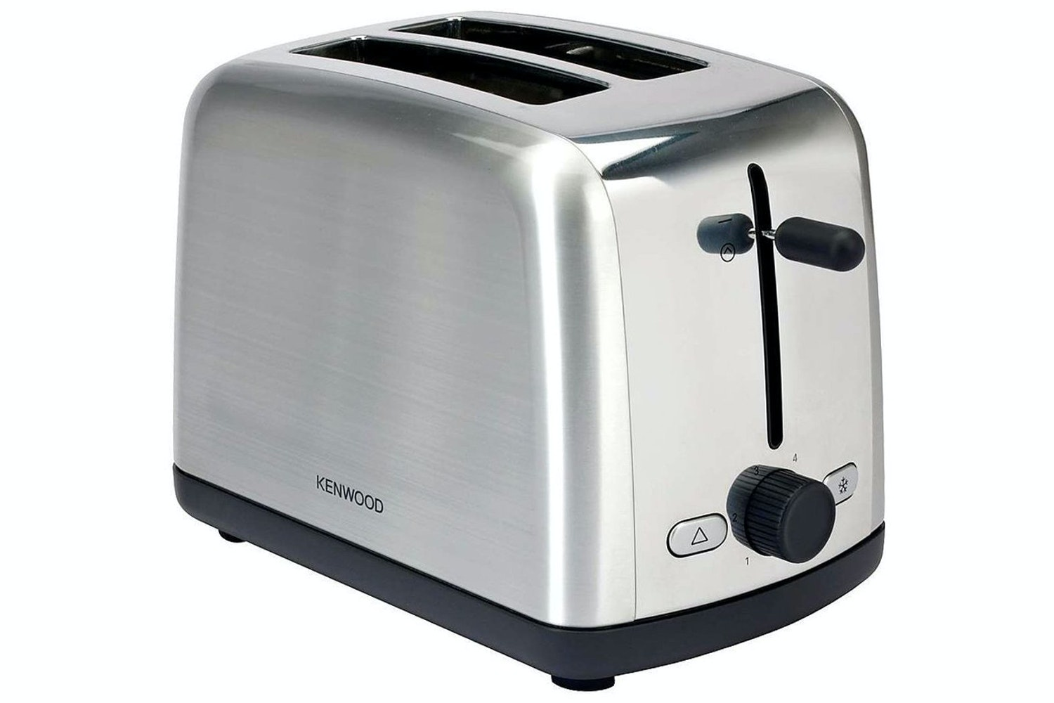 Kenwood Scene 2 Slice Toaster | Stainless Steel