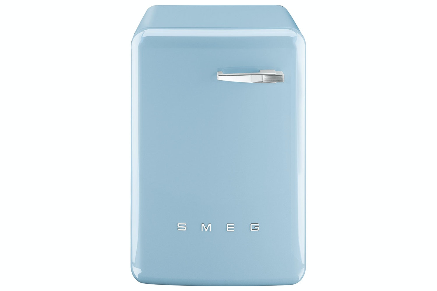 Smeg Freestanding Washing Machine | Pastel Blue