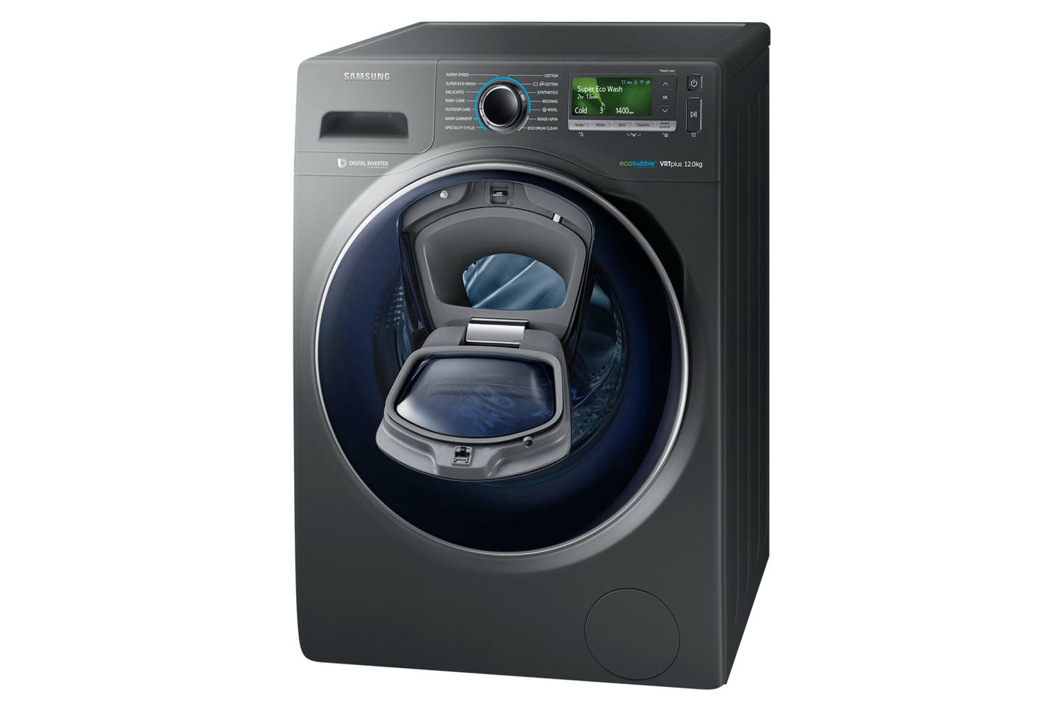 Samsung 12kg Washing Machine   WW12K8412OX EU   Ireland 7ef71c403d7c
