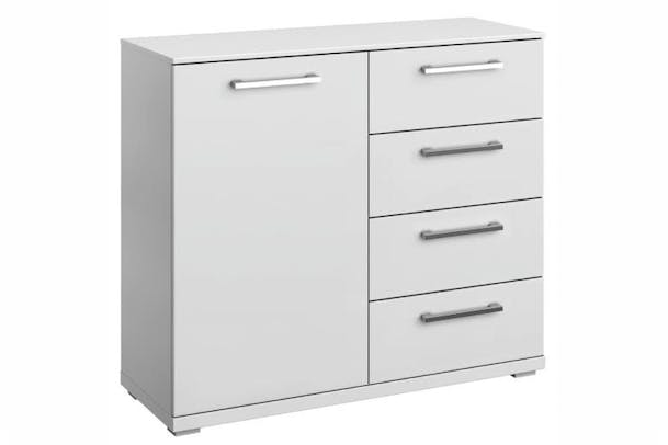 Saal 1 Door 4 Drawers Chest