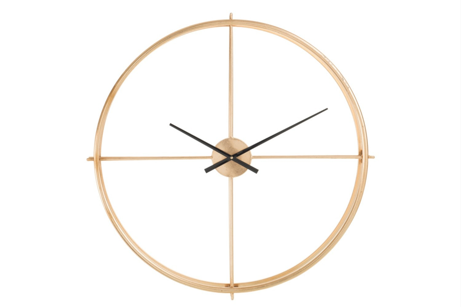 Metal Round Clock | Small