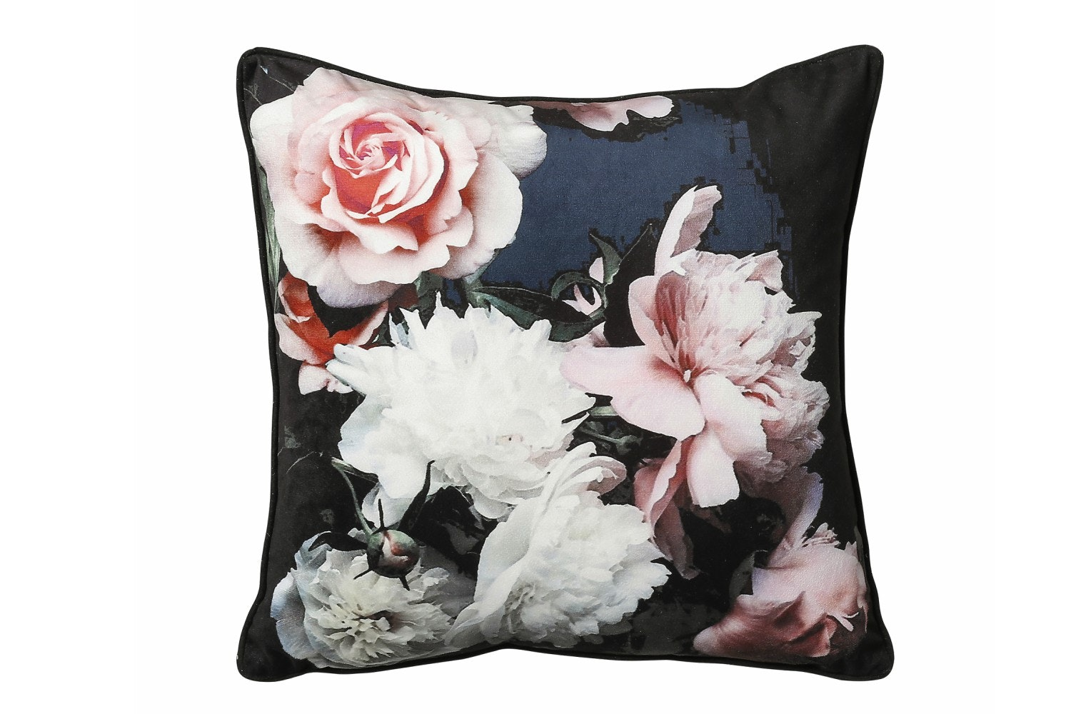 Scatterbox Isabella Cushion | Black